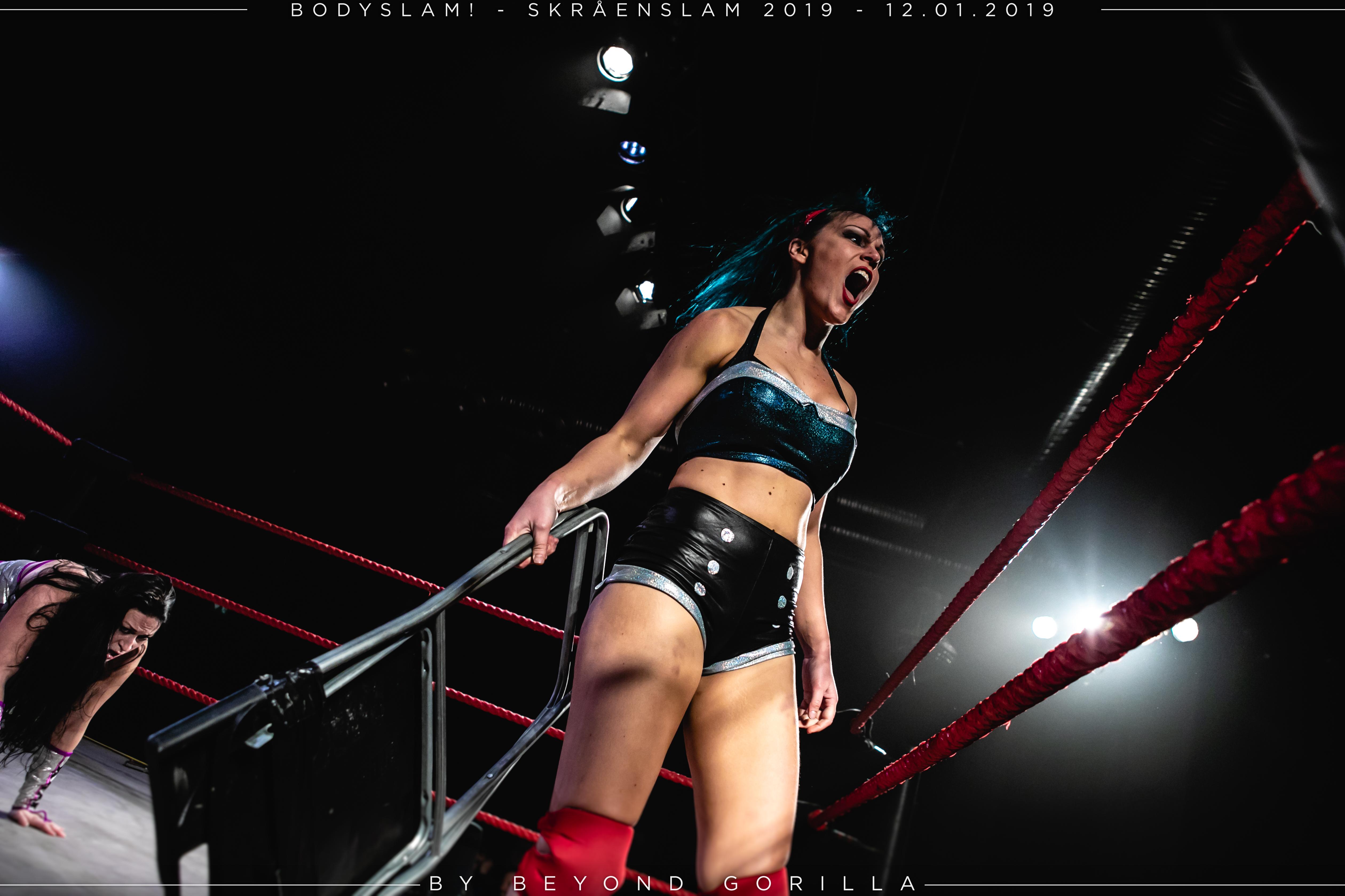 Bodyslammer ringside WM-180