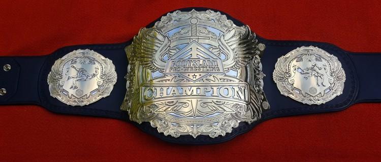 Bodyslam championship belt
