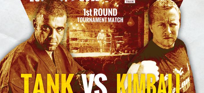 Tank vs. Kimball - wrestling i Aarhus