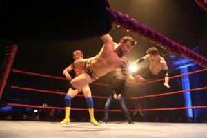 Wrestling i Aalborg 2018