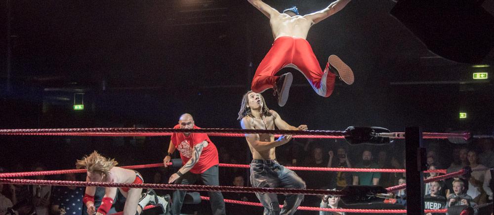 Aarhus Wrestling 30. september