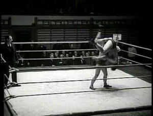 Wrestling første gang i Danmark - Bodyslam!
