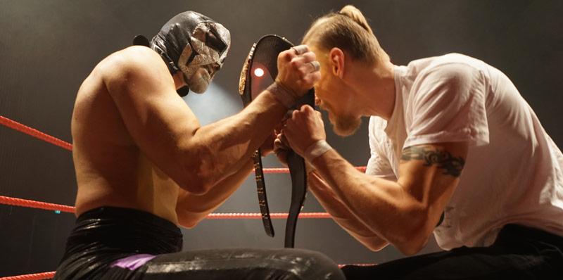 Wrestling Aalborg - Emeritus & Olisander