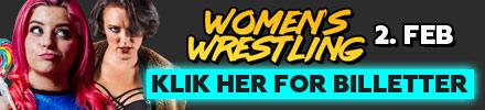 Women's wrestling København 2019