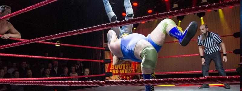 Wrestling i Hadsten 2019