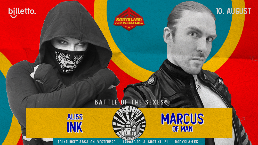 Aliss Ink vs. Marcus of Man