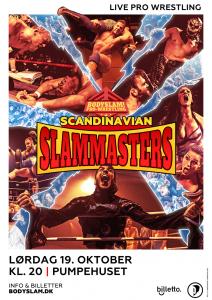 Scandinavian Slammasters 2019