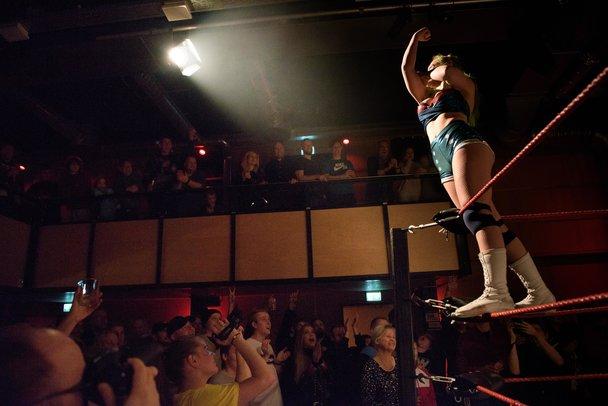 Wrestling i Voxhall